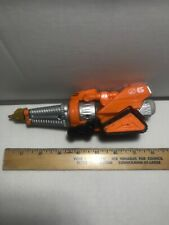 Power Rangers Deluxe Dual Drive Megazord Arm Spare Part  #6 Orange Drill Zord