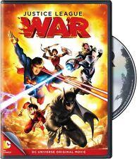 Justice League: War DVD Region 1 FS