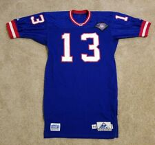 New York Giants Game Issued Danny Kanell 1994 Vintage Apex 75th jersey 44 long