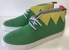 Del Toro Shoes Sneaker Chukkas. Boots, Size 11 US 10 UK Disney Peter Pan
