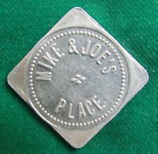 Lankin North Dakota good for 10c In Trade  token / Mike & Joe's Place FREE SHIP