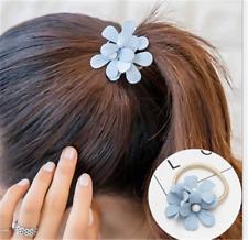 1stk. Blumen Damen Haargummi Haarband Haaring Mädchen Geburtstag Party Geschenk