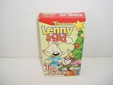 Lenny and Sid Toonacious Tis The Reason VHS Video Tape Movie