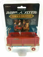 Radio Flyer 1993 Miniature Model #2 Town and Country 4.75 inches Vintage NEW
