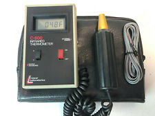 Linear Laboratories C-600m Biothermal Infrared Thermometer w Case Probe & Output