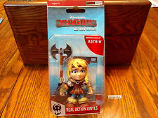 Httyd Dragons Wave 1 Action The Loyal Subjects Vinyl Astrid 3/12
