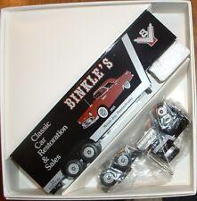 Binkle's Classic Car Restoration '55 Thunderbird Winross Truck