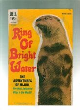 Ring of Bright Water Dell Comics Movie Classic 1969