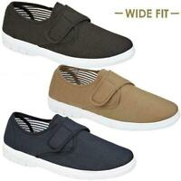 Mens New Slip On Casual Boat Deck Mocassin Wide Fit Loafers Sailor Driving Shoes