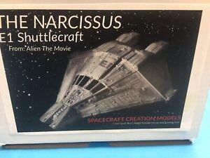 Alien Narcissus E1 Model Space Sip Shuttlecraft  Resin Model Kit