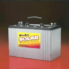 BATTERY 8A31DT-DEKA (MK) 12V 104 Ah. @20 Hr. DEEP CYCLE,SOLAR,VRLA, AGM EACH