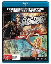 Electric Boogaloo / Machete Maidens Unleashed! NEW B Region Blu Ray