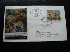 AUTRICHE - enveloppe 1er jour 11/12/1968 (cy17) austria
