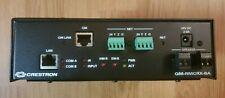 New listing Crestron Qm-Rmcrx-Ba QuickMedia® Receiver and Room Controller - Free Shipping!