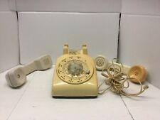 Vintage Phone Parts Desk Phone, 2 Hand Communicators, Phone Cord