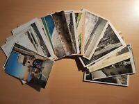 Ansichtskarten - Bestand von 74 Karten meist Europa farbig & s/w - bitte ansehen
