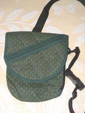 Project Pack by Windsor Wood  comfortable adjustable  shoulder bag Small green