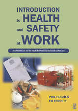 Introduction to Health and Safety at Work: The Handbook for the NEBOSH National