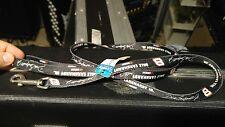 """DALE EARNHARDT JR. #8 NASCAR DOG Pet BLACK Leash 4 FT 1/2"""" WIDE & free ship NEW"""