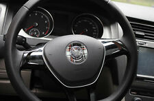AUTO ACCESSORIES Car Steering Wheel DECORATION Scotland Stripes Decal For VW