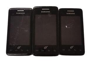 13 Lot Samsung Galaxy Precedent SCH-M828C Tracfone Android Smartphone CDMA M828