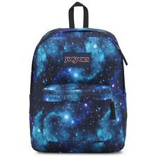 JanSport Unisex Backpack One USA Superbreak Galaxy Print Zip-Around $35 #588