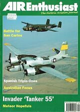 AIR ENTHUSIAST #77 SEP-OCT 98: NORTHROP A-17/ SYCAMORE INSIGHTS/ METEOR MODS