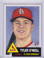 2018 TOPPS ON DEMAND SET #13 ROOKIE YEAR IN REVIEW RC TYLER O'NEILL #36 Baseball Trading Cards Sports Memorabilia, Fan Shop & Sports Cards