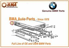 NEW BMW E21 3 SERIES & E24 6 SERIES 75-89 FRONT SUNROOF SEAL 990MM # 54107245551