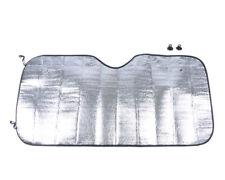 Sliver Foldable Car Windshield Windscreen Sun Shade Reflective Block Cover Visor