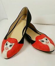Disney Princess Ariel Flats Womens Size 8 Shoes The Little Mermaid Torrid