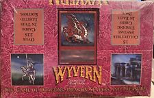 WYVERN LIMITED EDITION-Factory Sealed Booster Pack - 36 Packs-15 Cards