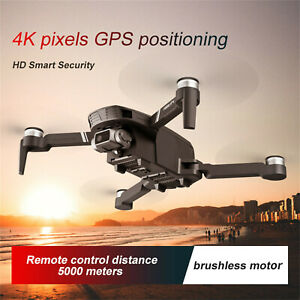 F4 GPS 5G 4K HD Mechanical 2-Axis Gimbal Camera Brushless Power Drone Aircraft