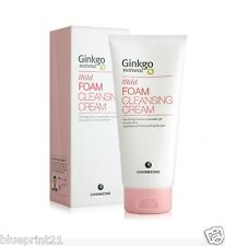 Charmzone Ginkgo Mild Foam Cleansing Cream 150ml Brand New Free Shipping