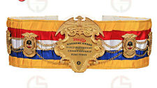 MIKE TYSON RING MAGAZINE BOXING CHAMPIONSHIP BELT ADULT SIZE