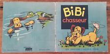 BIBI CHASSEUR (Jo VALLE, Lucien DEJOIE) - Editions Luc-Dèje en 1946 Enfantina