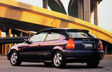 JDM Honda EK4 Civic Factory Brochure