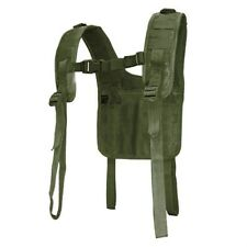 Condor 215 Military Tactical H-Harness Shoulder Battle Belt Suspender OD Green