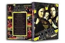 Official Shimmer Women Athletes Volume 32 Female Wrestling Event DVD