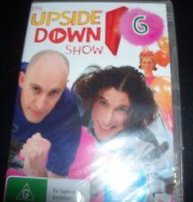 Upside Down Show The Umbilical Brothers Vol 6 (Australia Region 4) Kids DVD NEW