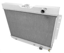 1959-1965 4 Row Core Chevy El Camino Champion Cooling Systems Aluminum Radiator