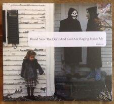 Brand New - Devil & God Are Raging Inside Me [CD New] Digipak 2006