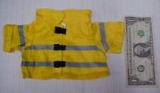 Lot 5 Greek Doll Clothes Fireman Firefighter Jacket Action Figure Dollmaking New