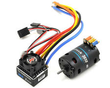 Hobbywing XERUN Justock Zero Spec Sensored Brushless ESC/Motor Combo (17.5T)