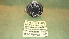 1954-1957 DODGE PICK UP PANEL POWER WAGON GENUINE VINTAGE SPEEDOMETER CLUSTER