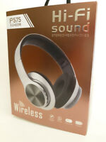 P575 5.0+EDR Pro Grade Bluetooth Headphones Superior HQ Super Bass Sound NEW