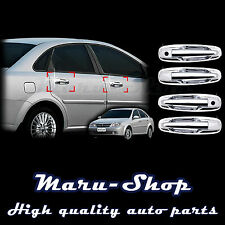 Chrome Door Handle Catch Cover Trim for 04~08 Chevrolet Lacetti/Optra 4DR/5DR