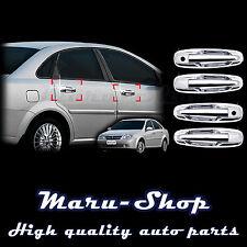 Chrome Door Handle Catch Cover Trim for 04~08 Chevrolet Lacetti/Nubira 4DR/5DR