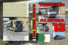 2669. Algeria. Trucks. September 2013. The first ever truck film from Algeria ta