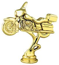 Motorcycle Trophy Award Race Show Club Run Biker Low Shipping #Tx228